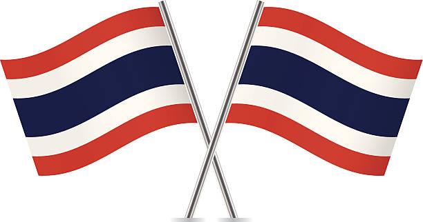 Thailand flag clipart 2 » Clipart Station.