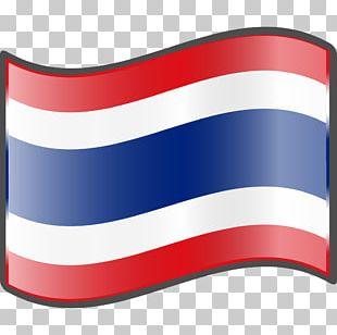Flag Of Thailand Emoji Regional Indicator Symbol PNG.