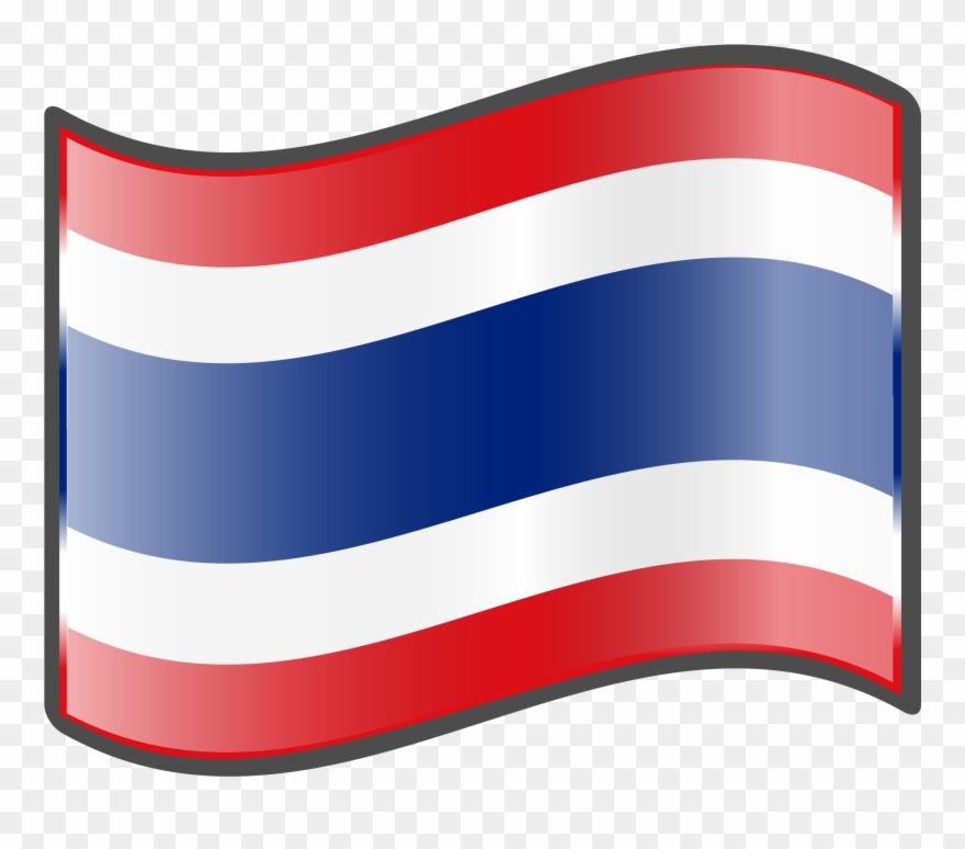 Thailand Flag Png.
