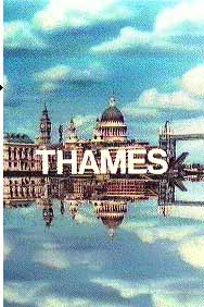 The THAMES Logo Parade.