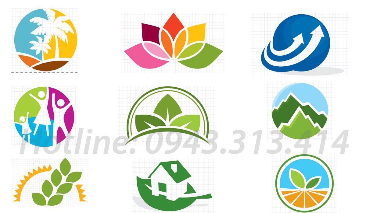 Logo chúng tôi đã thiết kế.