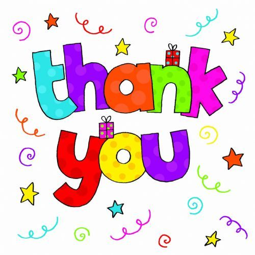 Free Thank You Clipart & Thank You Clip Art Images.