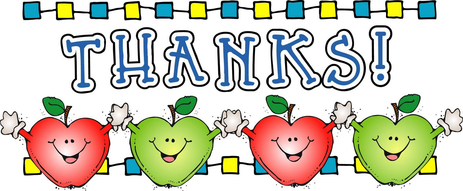 Thank you border clipart 7 » Clipart Station.