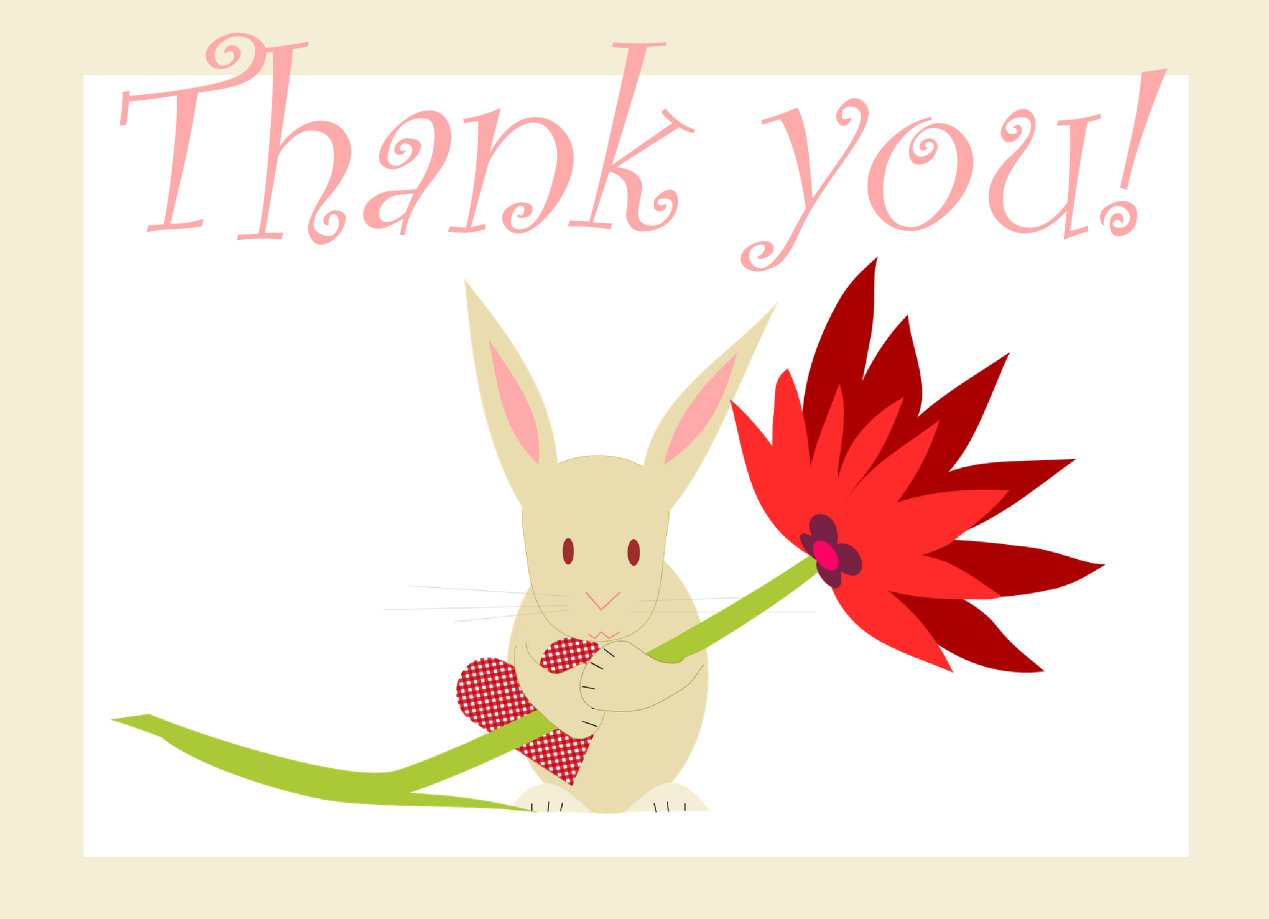 Free Thank You Card Png, Download Free Clip Art, Free Clip.
