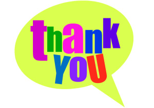 Thank you clip art free clipart images 3.
