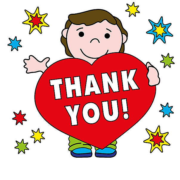 Animated Thank You Clipart Animation Weathering.