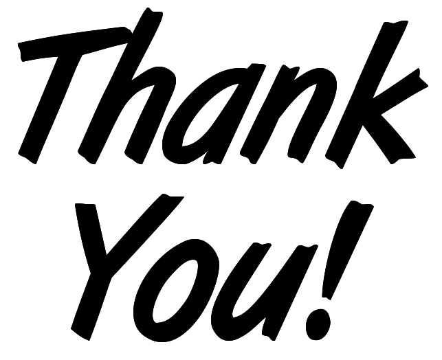 Thank you clipart for powerpoint free download clipground for Clipart to download for free