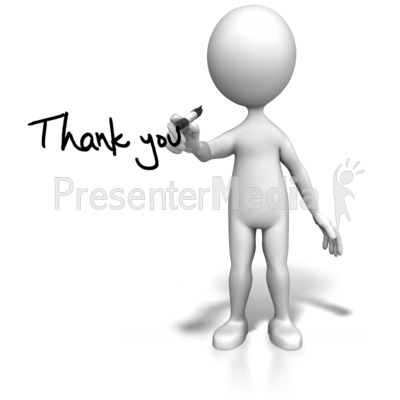 Thank You Clipart For Ppt.