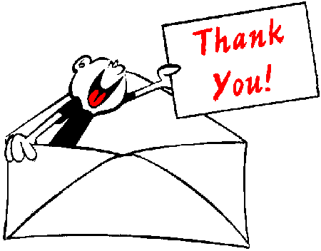 Christmas thank you thank you clipart funny free images.
