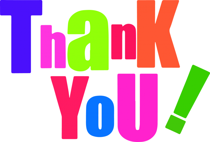 Thank You Clipart Png Vector, Clipart, PSD.