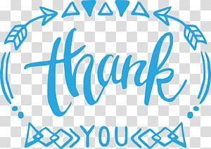 Thankyou PNG clipart images free download.