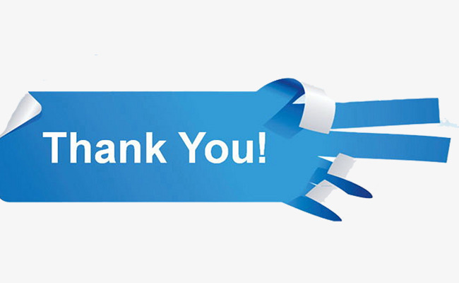Download Free png Thank You Blue Label, Blue Vector, Label.