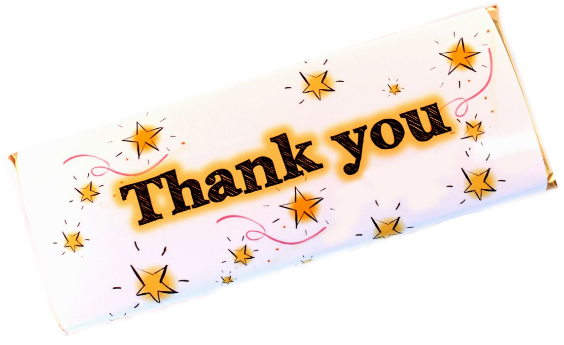 Thank you clipart with stars Transparent pictures on F.