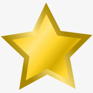 Mario Clipart Gold Star.