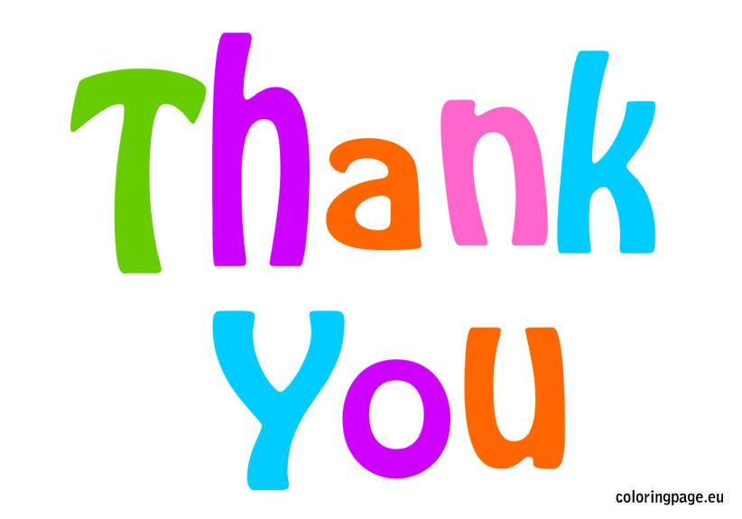 Thank You Clip & Thank You Clip Clip Art Images.