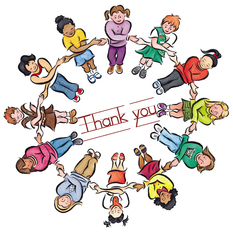 40+ Thank You Clipart Animated.