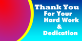 thank you for your hard work clipart - Clipground