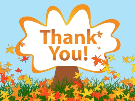 Thank You For Your Support Clipart#2162994.
