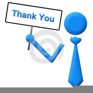 Thank You In Spanish Clipart.