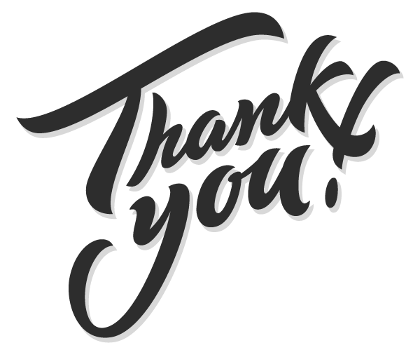 Thank You PNG Transparent Thank You.PNG Images..