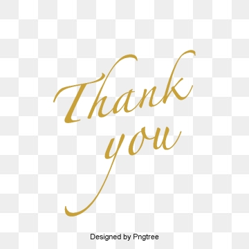 Thank You Card PNG Images.
