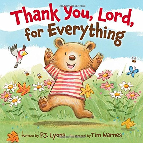 Amazon.com: Thank You, Lord, For Everything (0025986748128.