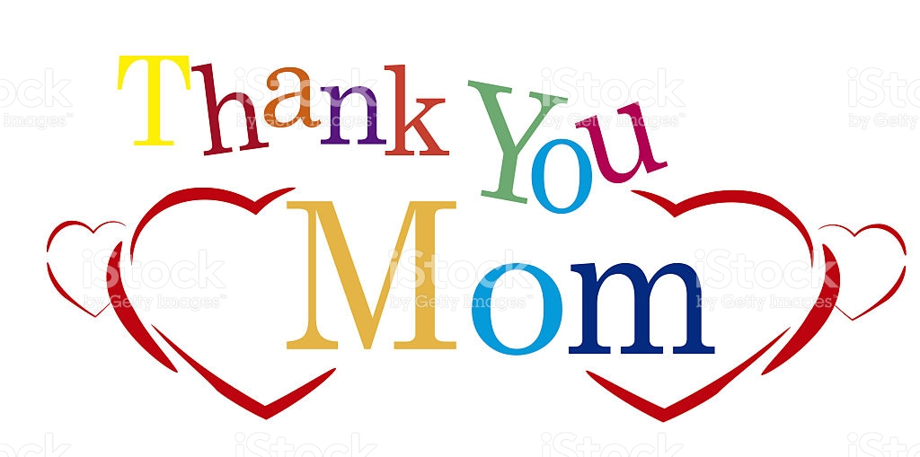 Thank You Mom stock photo 536052985.