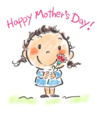 Thank You Note Examples for Mother\'s Day.