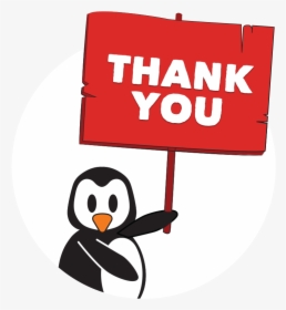 Clipart Penquin Thank You.