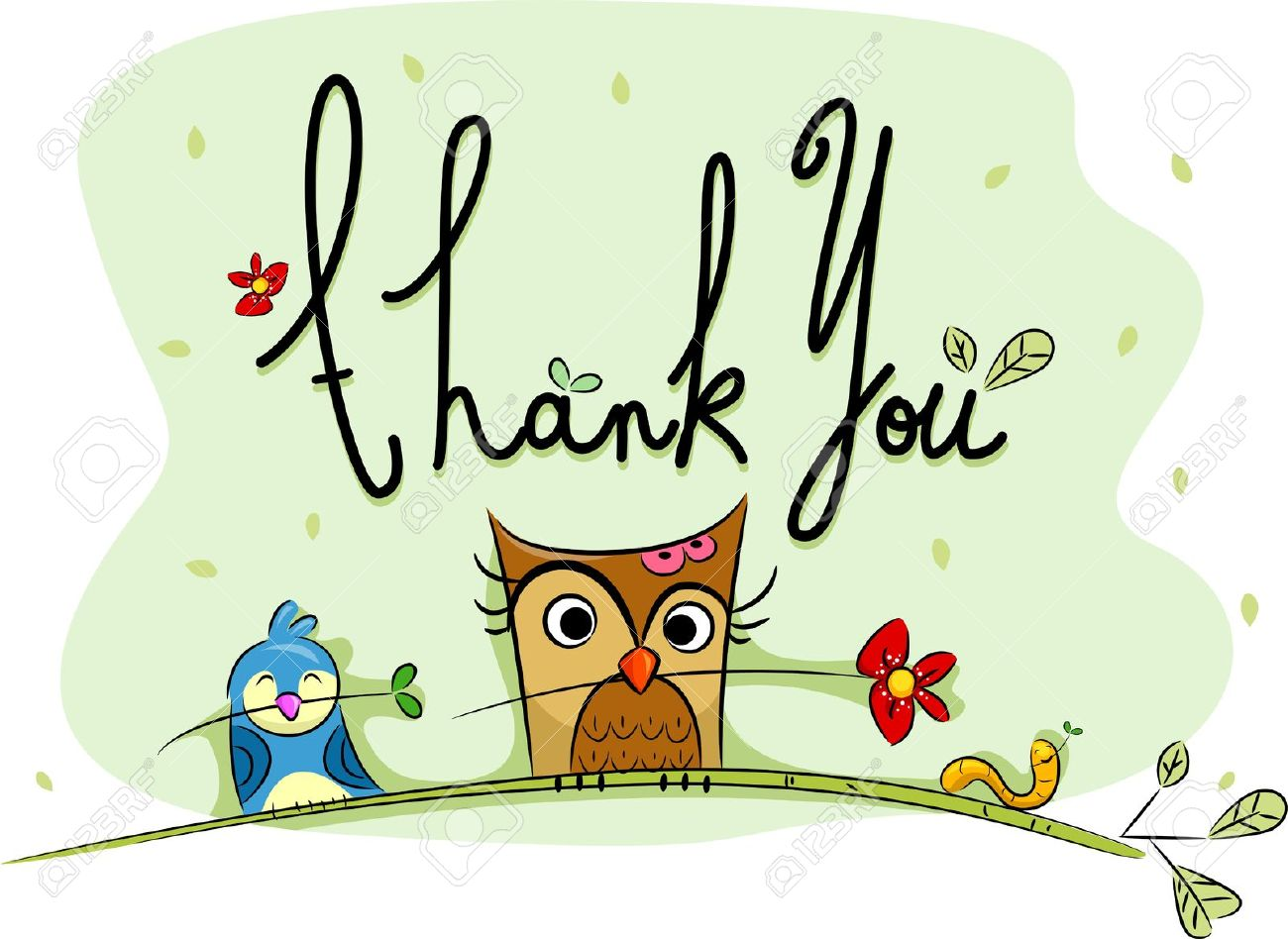 Thank you owl clipart clipground 33098 thank you cliparts stock vector and royalty free thank you voltagebd Gallery