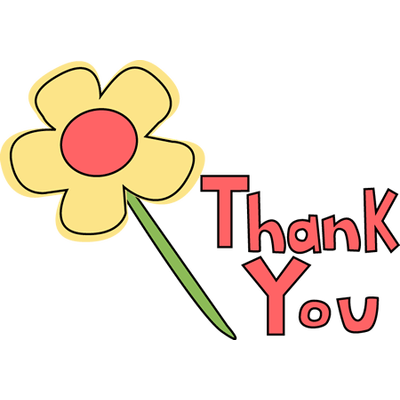 Thank You transparent PNG images.