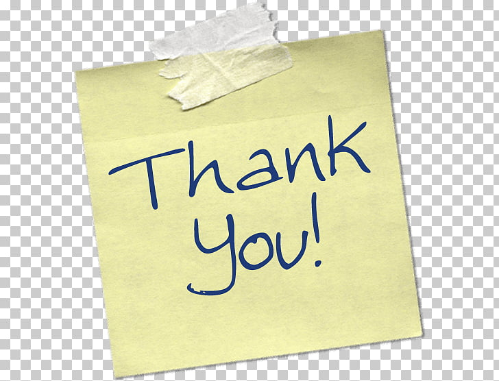 Paper Material Font, thankyou PNG clipart.