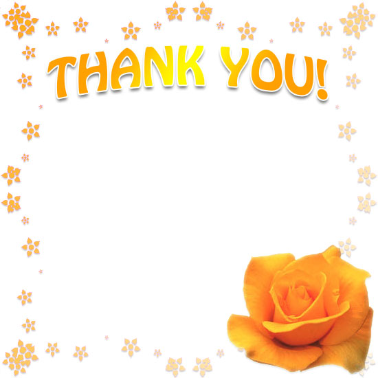 Thank You Clipart For Powerpoint Free Download.
