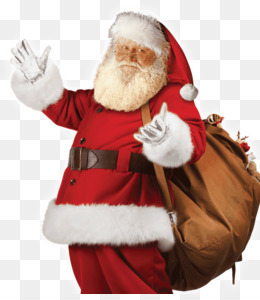 Download santa claus realistic png clipart Santa Claus Mrs.