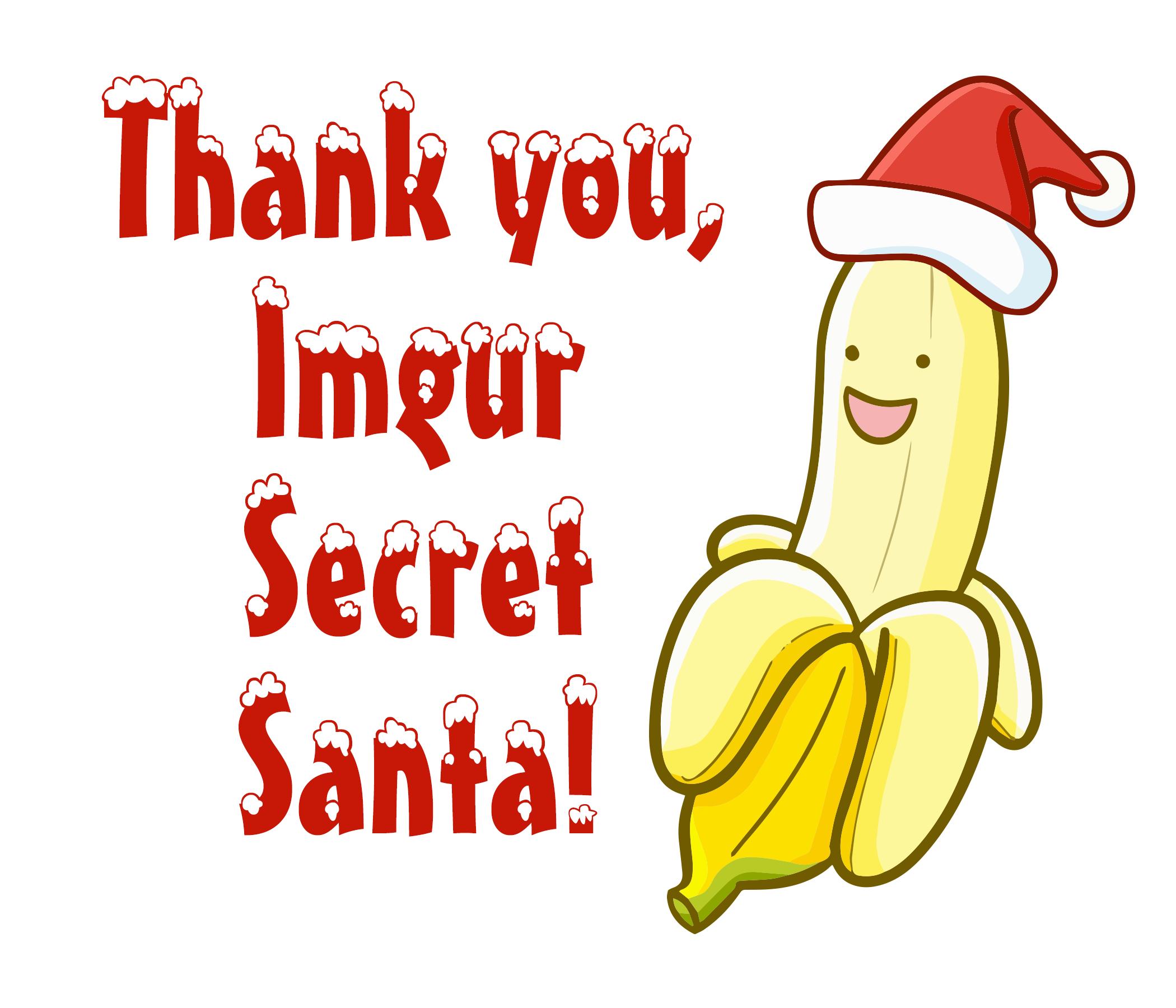 Thank You! Imgur Secret Santa.