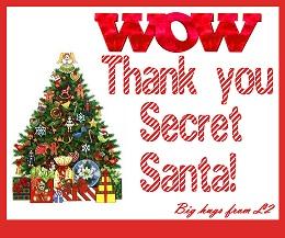 Thank you secret santa clipart Transparent pictures on F.