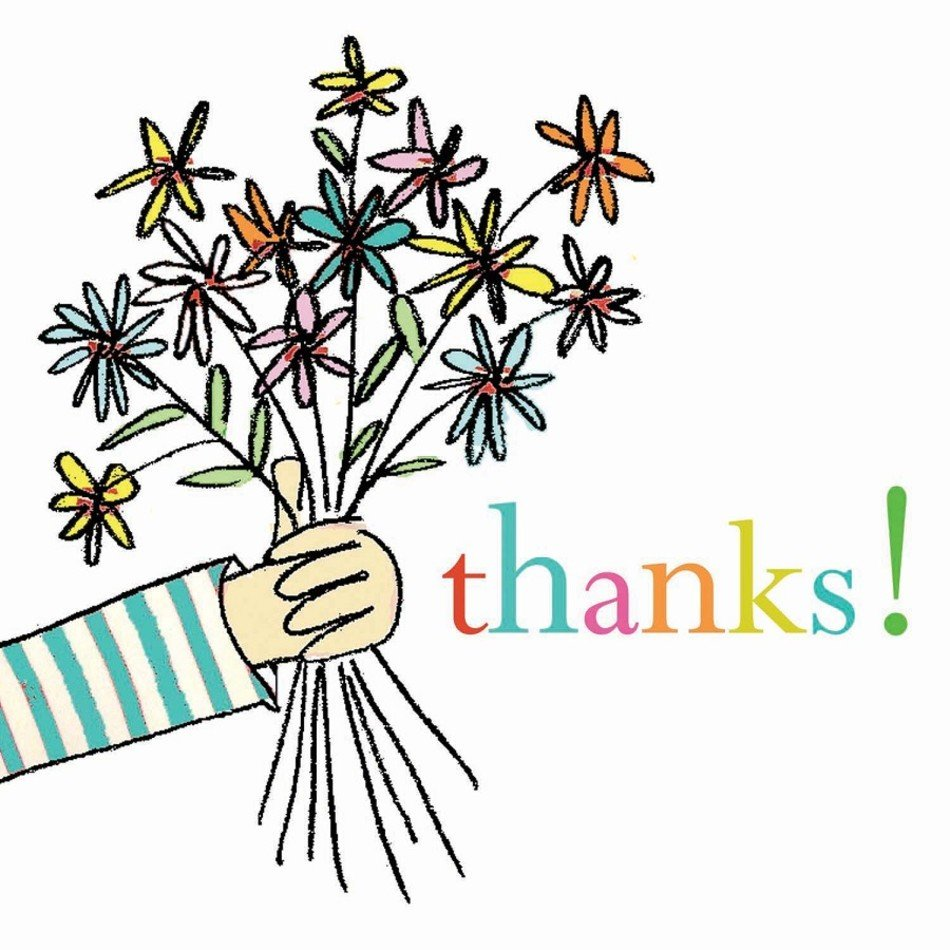Thank You So Much Clip Art N2 free image.