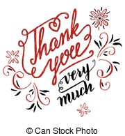 Thank you very much Illustrations and Clip Art. 103 Thank you very.