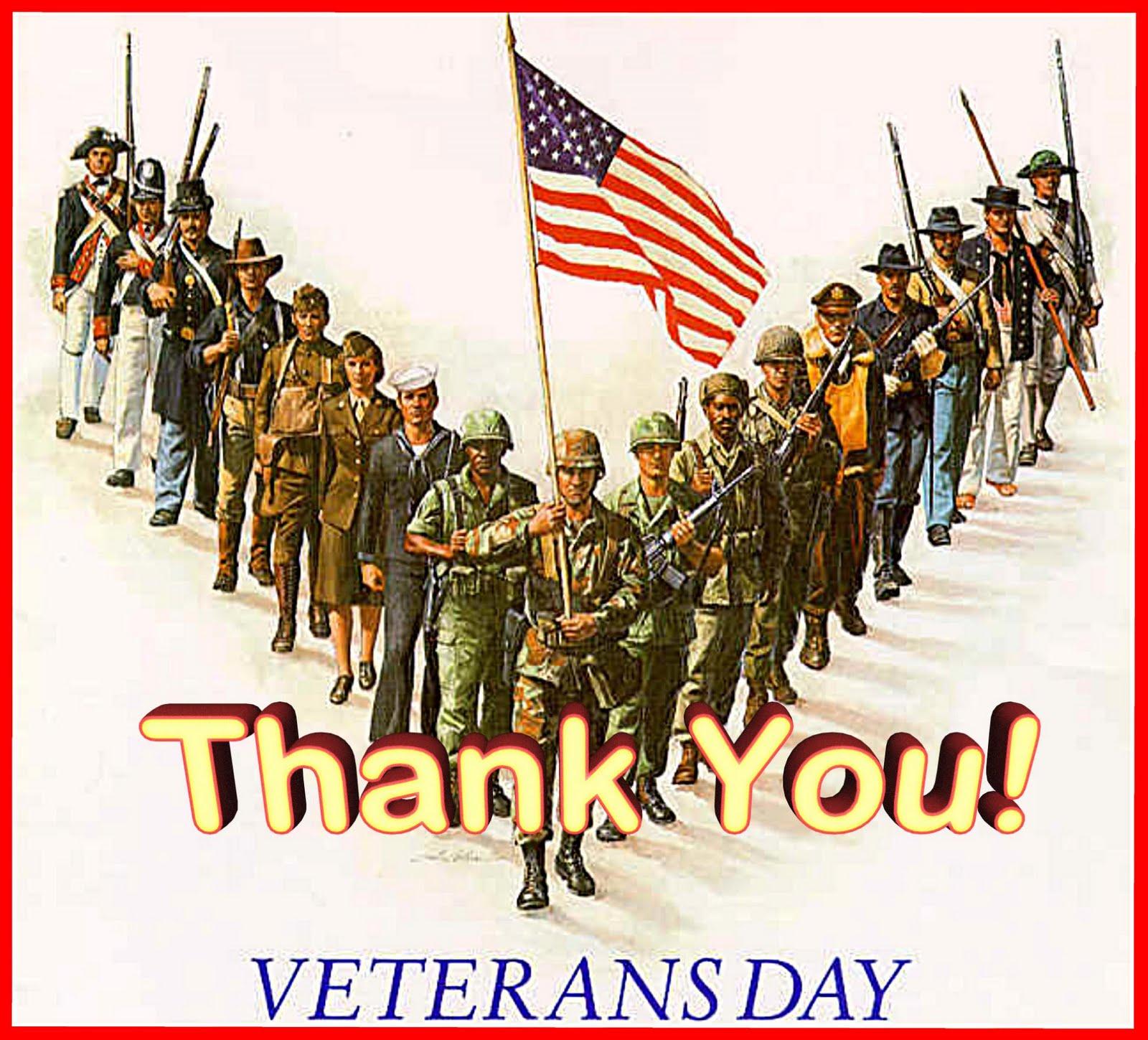 Similiar Veterans Day Thank You Keywords.