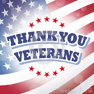 Veterans Day Thank You Clipart.