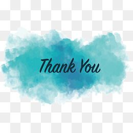 Thank You PNG Images in 2019.