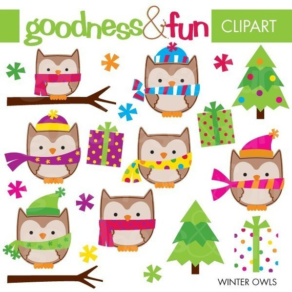 Free Owl Winter Cliparts, Download Free Clip Art, Free Clip.