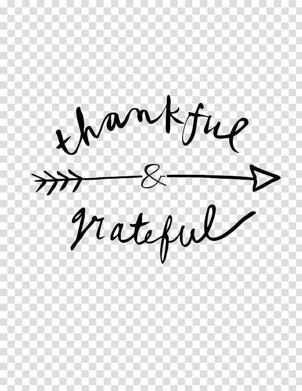 RESOURCES EngKortext, thankful & grateful text overlay.