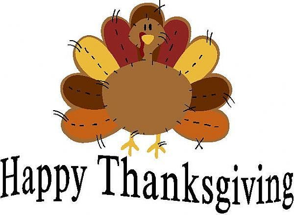 Happy Thanksgiving! What Are You Thankful For? I'm Thankful For.