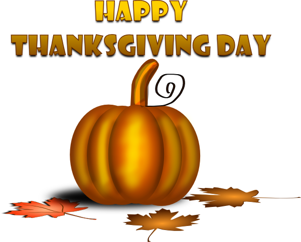 Thanksgiving Day Clipart.