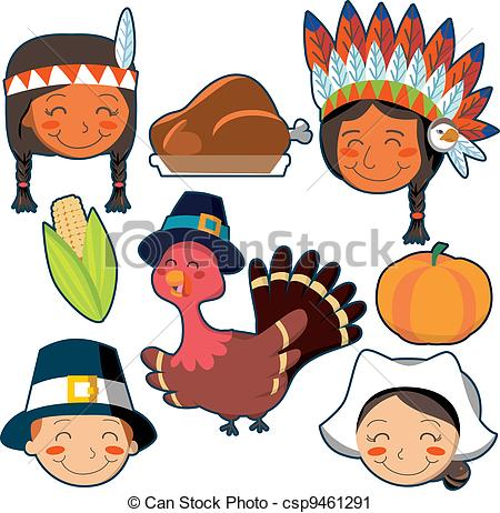 Free thanksgiving day clipart.