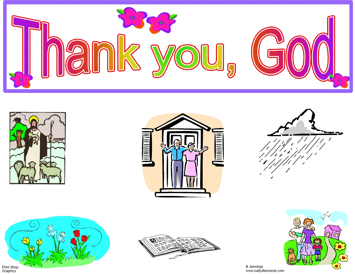 Thank You Lord Clipart.