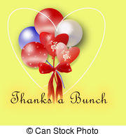 Thanks bunch Illustrations and Clip Art. 186 Thanks bunch.