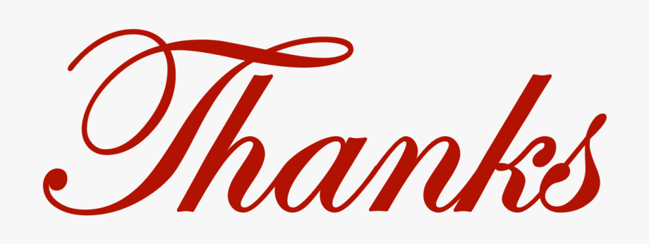 Thank You Free Free Thank You Clipart Images.