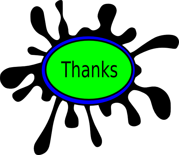Clipart Thanks.